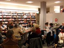 Italienische Gesprächsrunde im Stern-Verlag