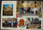 Bildercollage Sizilienreise